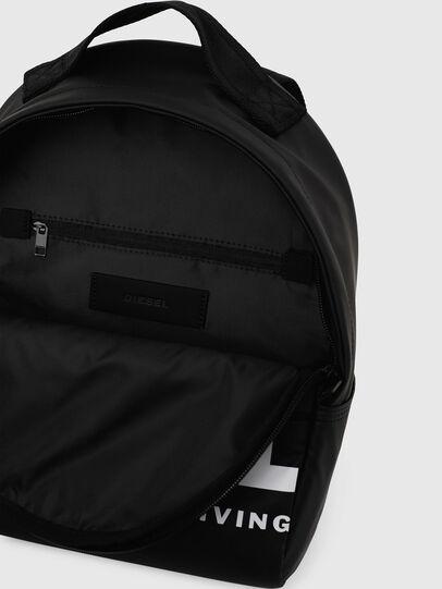 Diesel - F-BOLD BACK III, Black - Backpacks - Image 6