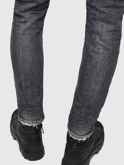 Diesel - D-Vider 0097Z, Light Grey - Jeans - Image 5