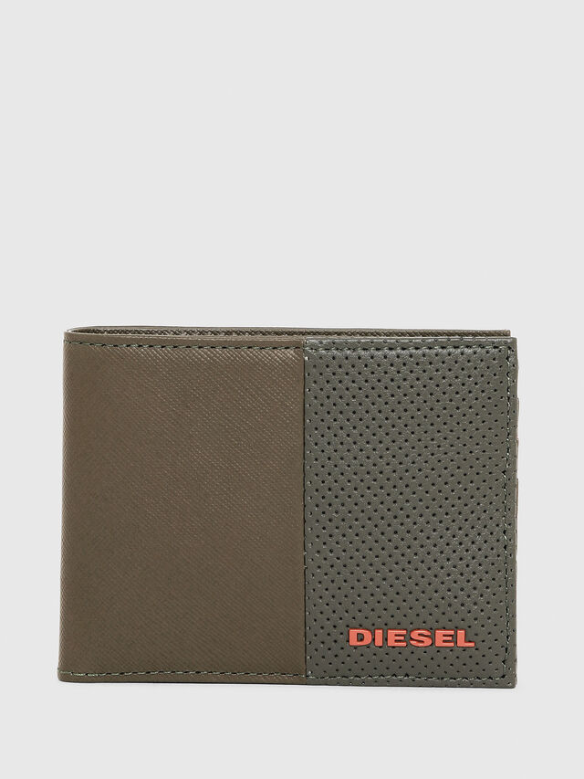 Diesel - NEELA XS, Olive Green - Small Wallets - Image 1