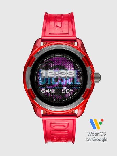 Diesel - DT2019, Red - Smartwatches - Image 6