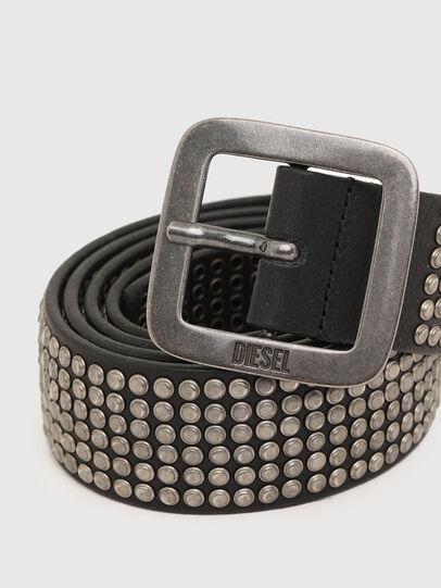 Diesel - B-CINGU, Black - Belts - Image 2