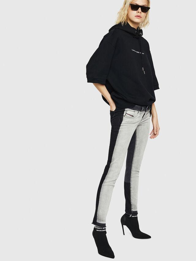 Diesel - D-Ramy 082AW, Black/Dark grey - Jeans - Image 6