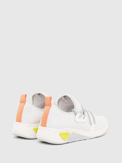 Diesel - S-KB SLE W, White - Sneakers - Image 3