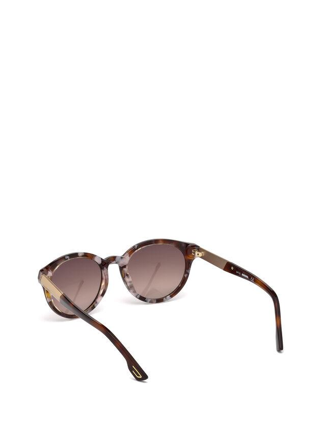 Diesel - DM0186, Brown - Eyewear - Image 3