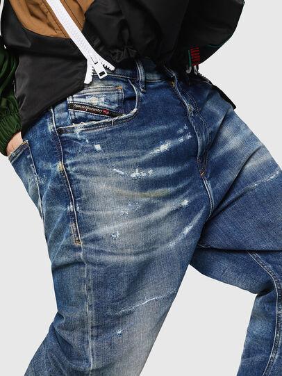 Diesel - D-Vider JoggJeans 0870Q,  - Jeans - Image 3