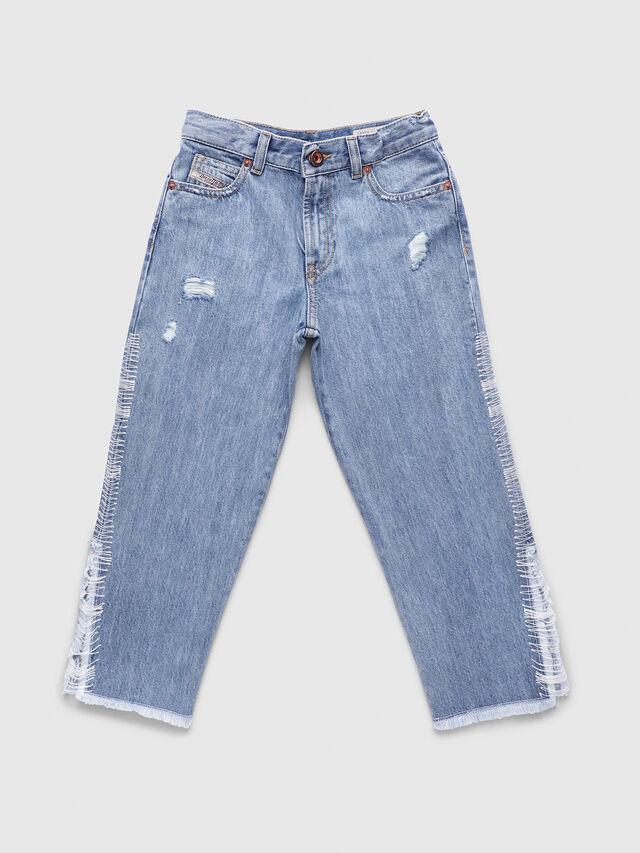 Diesel - NICLAH-J SP, Blue Jeans - Jeans - Image 1