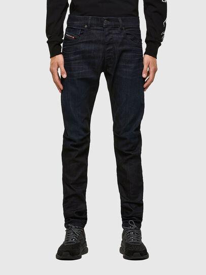 Diesel - D-Strukt 009MP, Dark Blue - Jeans - Image 1