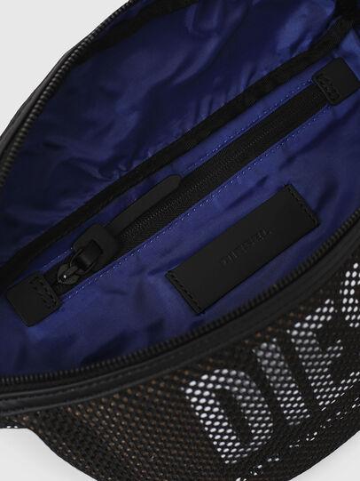 Diesel - LONIGO, Black - Belt bags - Image 3