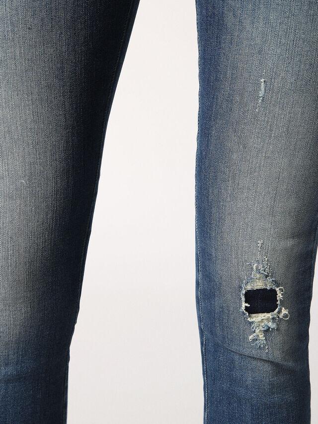 Diesel - Slandy 084MU, Medium blue - Jeans - Image 5