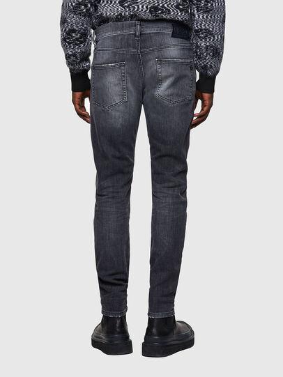 Diesel - D-Strukt JoggJeans® 009QT, Black/Dark grey - Jeans - Image 2