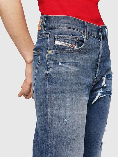 Diesel - Aryel 0890X, Medium blue - Jeans - Image 3