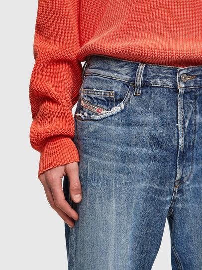 Diesel - D-Macs 09A25, Medium blue - Jeans - Image 4