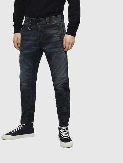 Diesel - D-Earby JoggJeans 069MD, Dark Blue - Jeans - Image 1