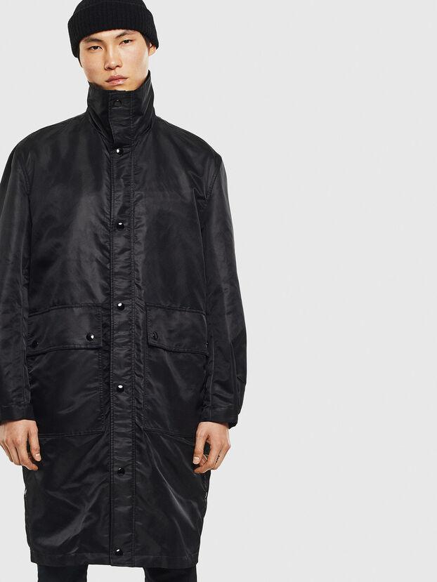J-R-LONG, Black - Jackets