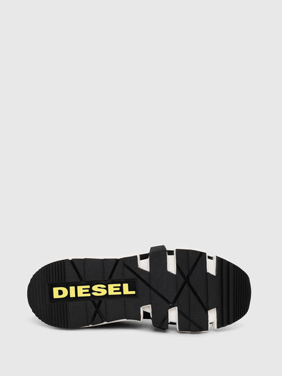 Diesel - H-PADOLA NET W, Black - Sneakers - Image 5