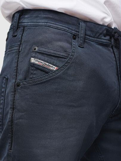 Diesel - Krooley Long JoggJeans 0670M,  - Jeans - Image 3