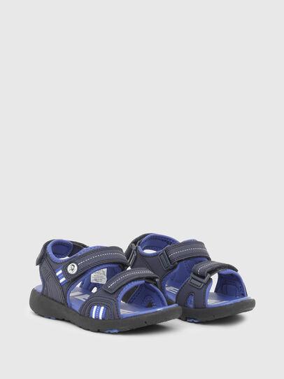 Diesel - S-ANDAL CH, Blue - Footwear - Image 2