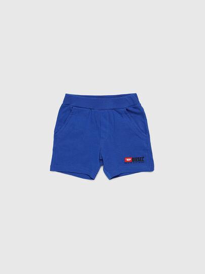 Diesel - PUXXYB, Blue - Shorts - Image 1