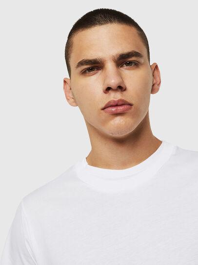 Diesel - T-LAZAREV, White - T-Shirts - Image 3