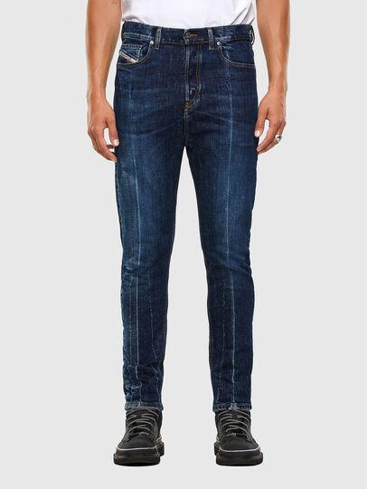 Diesel - D-Vider 0092X, Medium blue - Jeans - Image 1