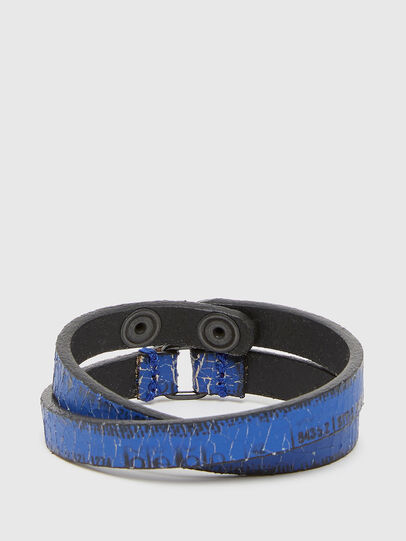 Diesel - A-DERUB, Black/Blue - Bijoux and Gadgets - Image 1