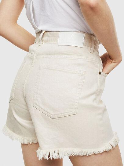 Diesel - DE-EISELLE, White - Shorts - Image 2