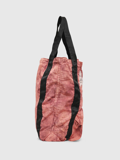 Diesel - SHOPAK, Red - Shopping and Shoulder Bags - Image 3