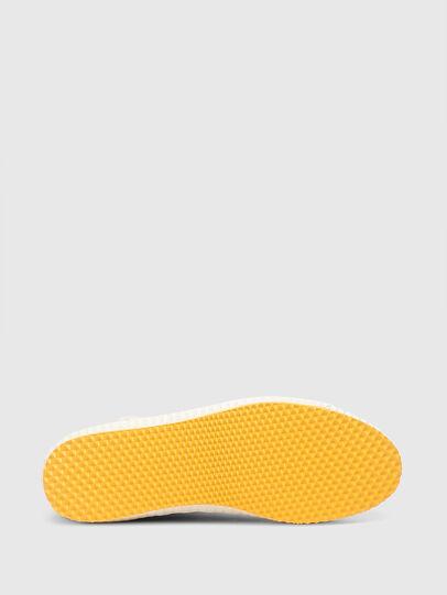 Diesel - S-YUK MC, Black/Yellow - Sneakers - Image 4