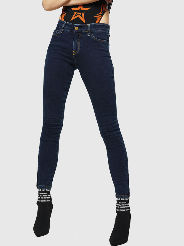 Slandy Zip 083AM,  - Jeans