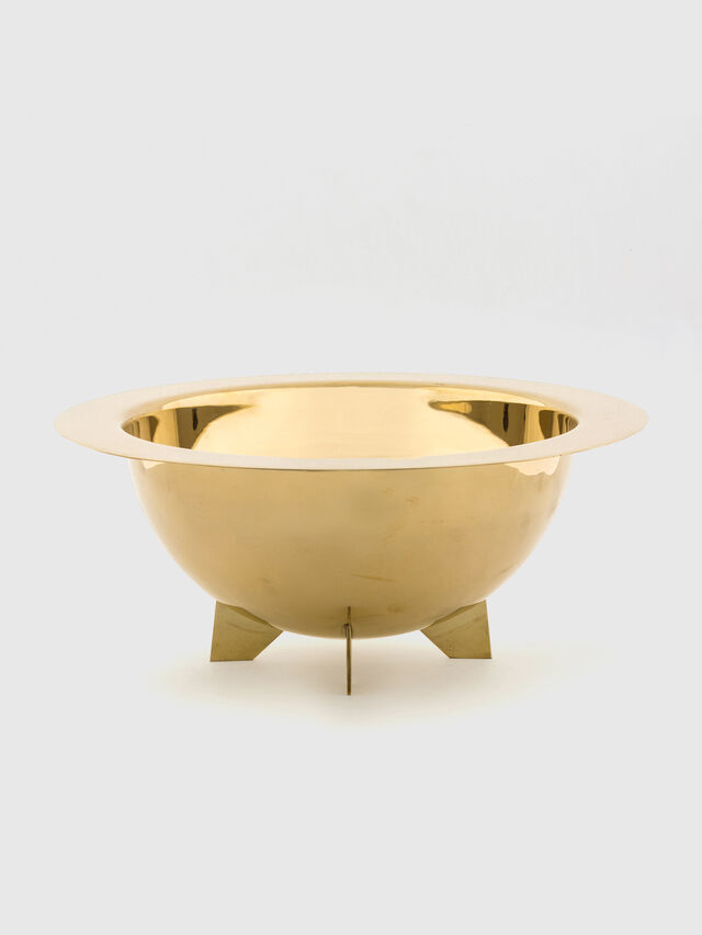 Living 10876 COSMIC  DINER, Gold - Bowl - Image 1