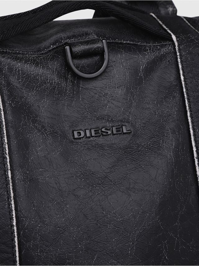 Diesel - VOLPAGO BACK, Anthracite - Backpacks - Image 4