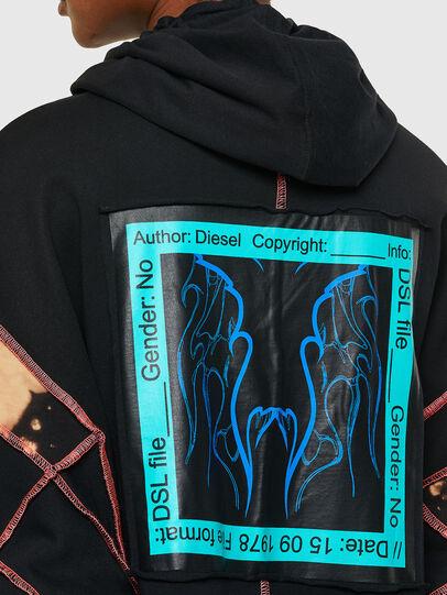 Diesel - D-RESS, Black - Dresses - Image 4