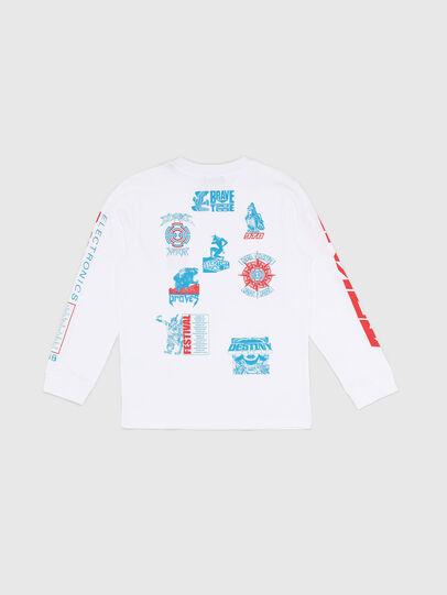 Diesel - TJUSTLSWBT,  - T-shirts and Tops - Image 2