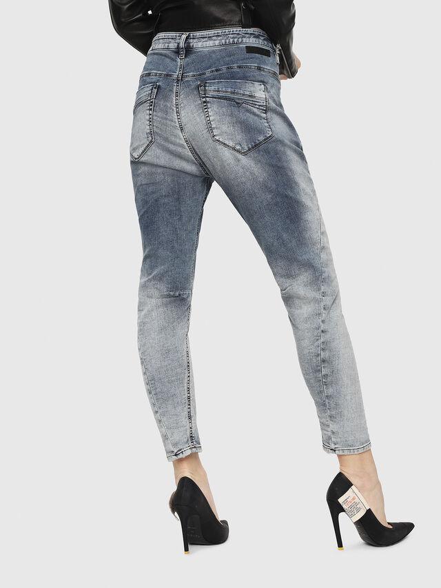 Diesel - Fayza JoggJeans 069FC, Medium blue - Jeans - Image 2