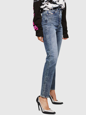 D-Eiselle 0098W, Medium blue - Jeans