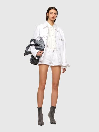 Diesel - DE-RIFTY, White - Shorts - Image 5