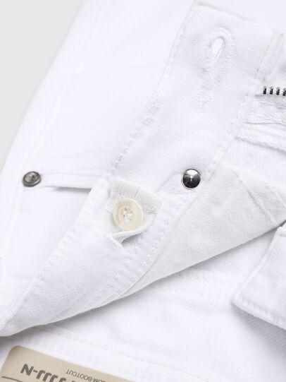 Diesel - LOWLEEH-J JOGGJEANS-N, White - Jeans - Image 4