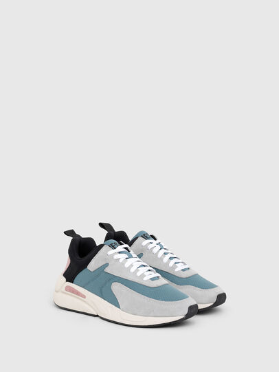 Diesel - S-SERENDIPITY LOW CU, Grey/Blue - Sneakers - Image 2
