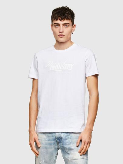 Diesel - T-DIEGOS-K45, White - T-Shirts - Image 1
