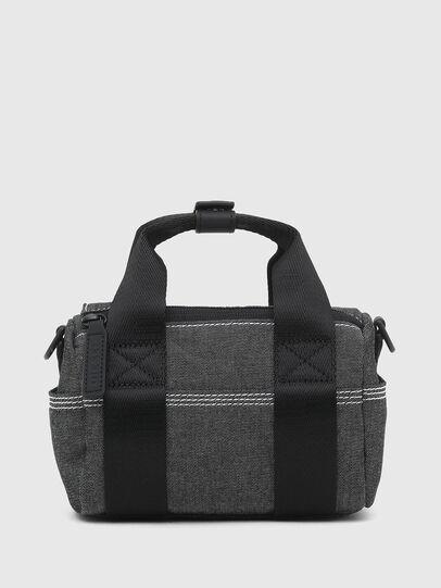 Diesel - MINI DUFFLE, Dark grey - Bags - Image 2