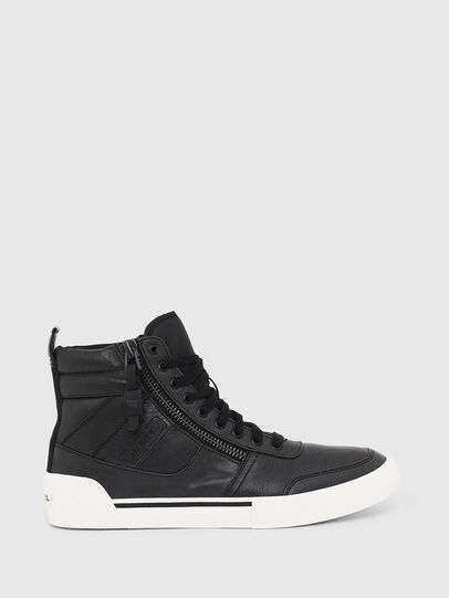 Diesel - S-DVELOWS, Black/White - Sneakers - Image 1