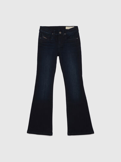 Diesel - LOWLEEH-J-N, Dark Blue - Jeans - Image 1