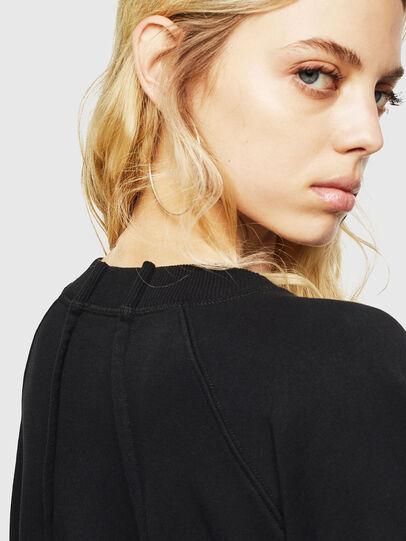 Diesel - F-EYET-A, Black - Sweaters - Image 5