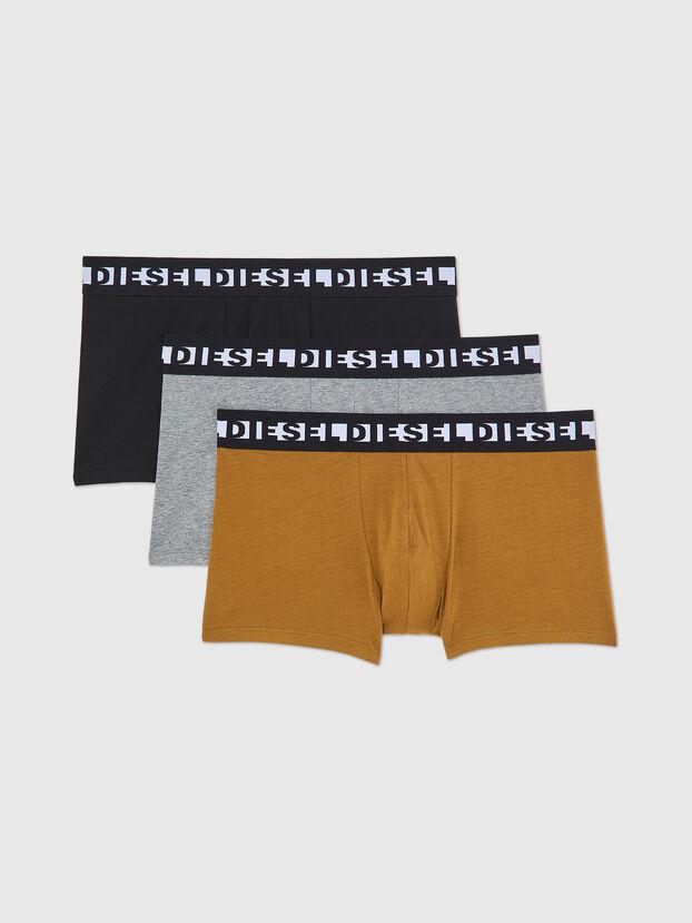 UMBX-SHAWNTHREEPACK, Black/Brown - Trunks
