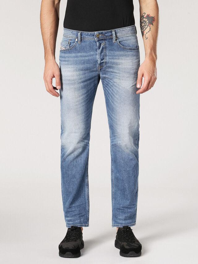 Diesel - Waykee 0842H, Light Blue - Jeans - Image 2