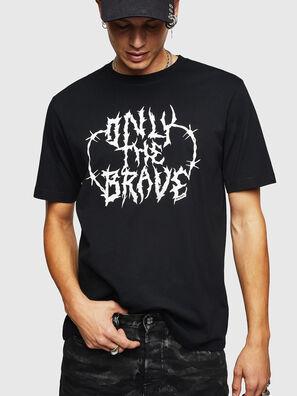 T-JUST-B23, Black - T-Shirts