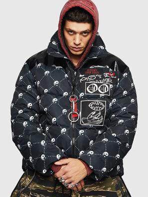 W-PIATIG-PEACE, Black - Winter Jackets