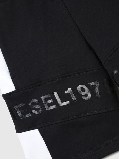 Diesel - PSHAM, Black/White - Shorts - Image 3