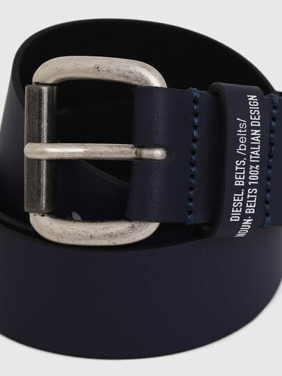 Diesel - B-NOVO, Blue - Belts - Image 2