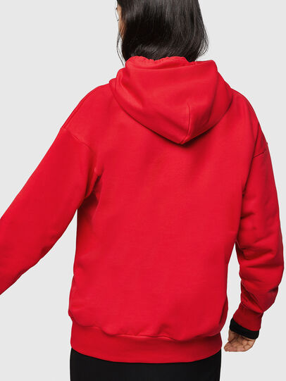 Diesel - LCP-S-ALBY-RIO, Red - Sweaters - Image 4
